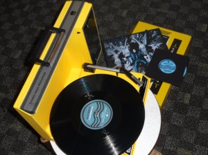 Jack White Turntable