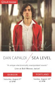 Sea Level Poster