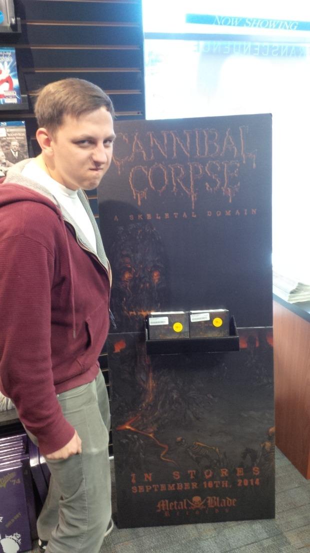 Cannibal Corpse Salem