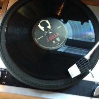 recordSpinning
