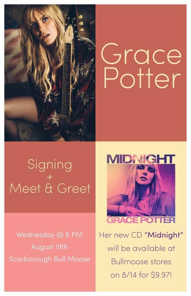 Grace Potter 8-19-15 Poster (2)