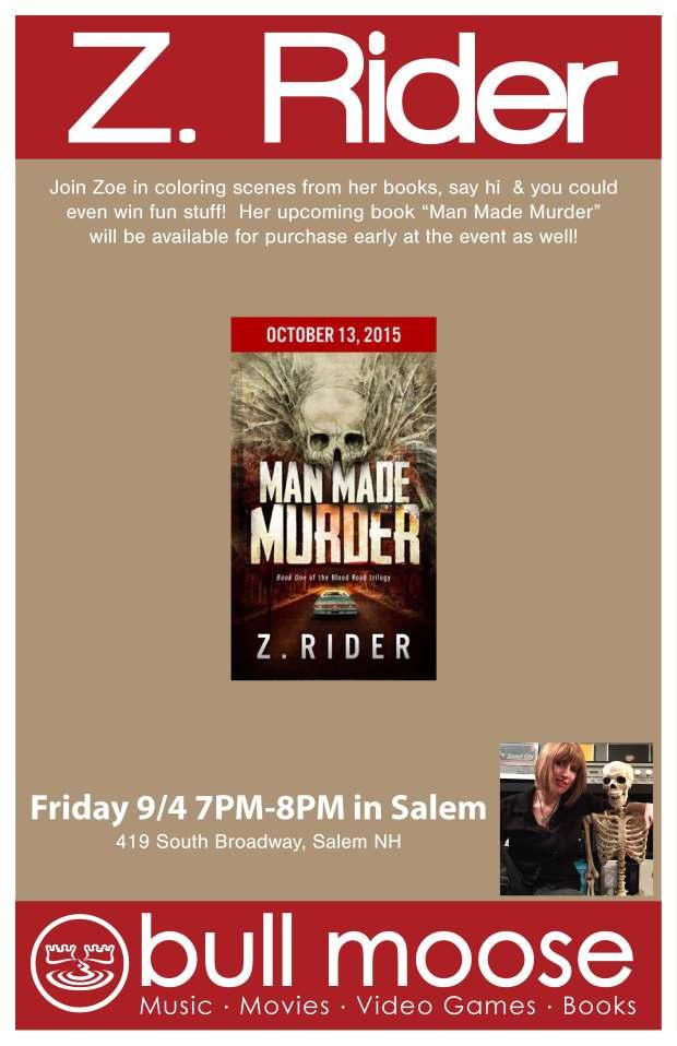 Z.Rider Poster